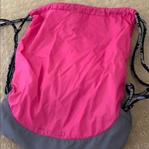 Under Armour Bags - Hot Pink Under Amour Drawstring Bag